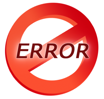 ошибки блоггеров