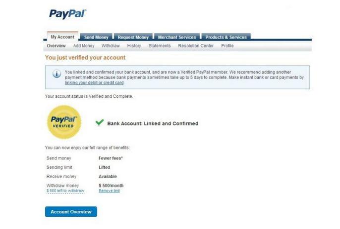 Как вывести заработанные деньги с PayPal Читай, думай, зарабатывай!