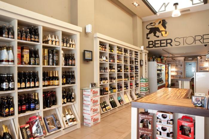 как открыть магазин пива