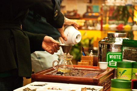 чайный бизнес
