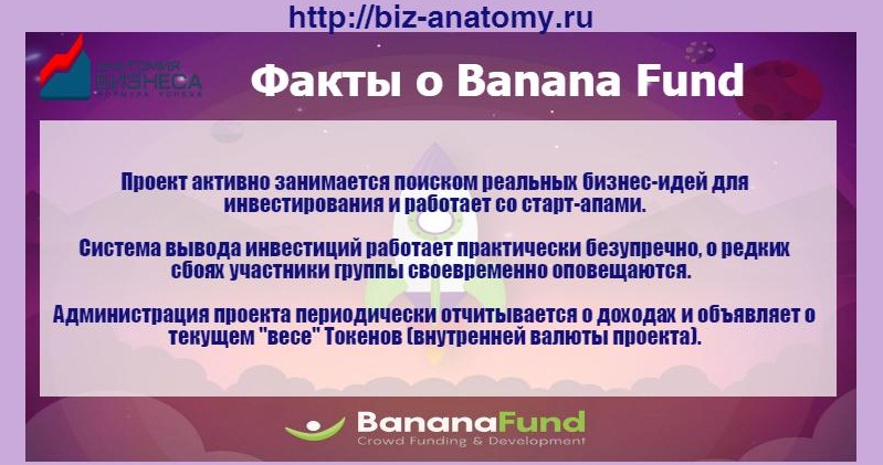 Что такое Банана Фаунд