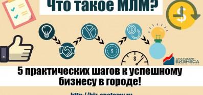 Что такое МЛМ?